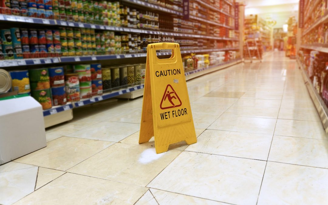Slip and Fall Personal Injury Cases are Not Easy to Win