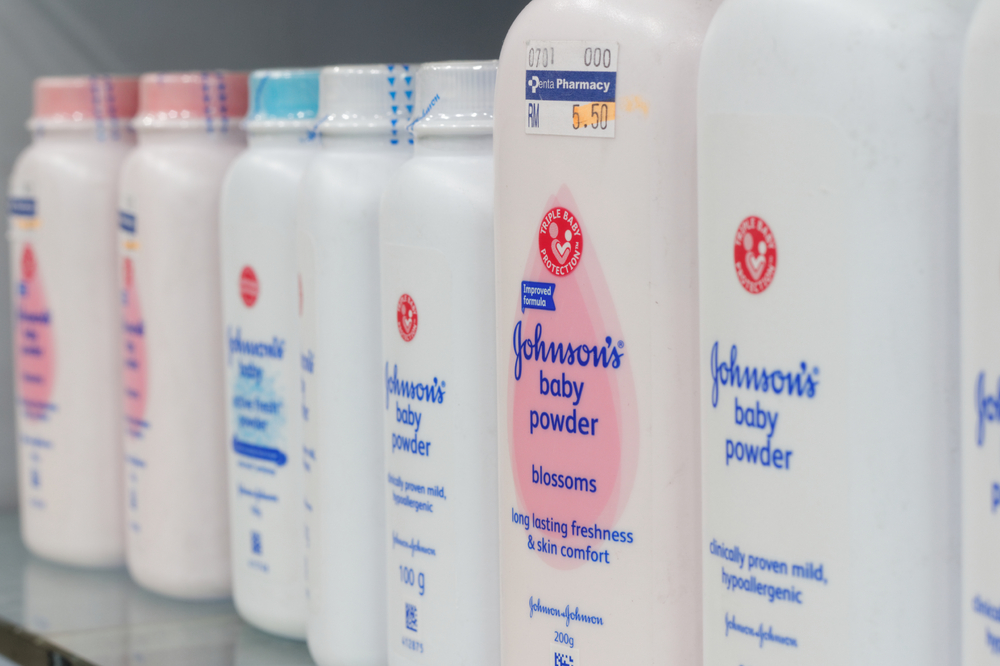 Johnson & Johnson Insists Baby Powder is Safe Despite Settling Lawsuits